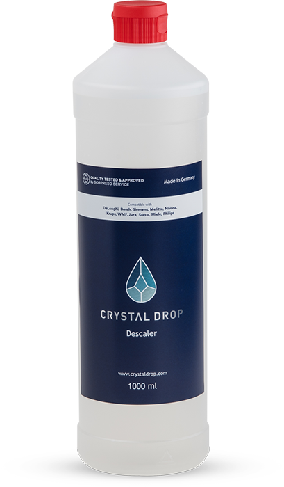 Nukalkinimo skystis 1000 ml, Crystal Drop